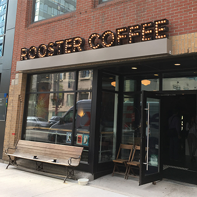 Rooster Cafe - 343 King St E